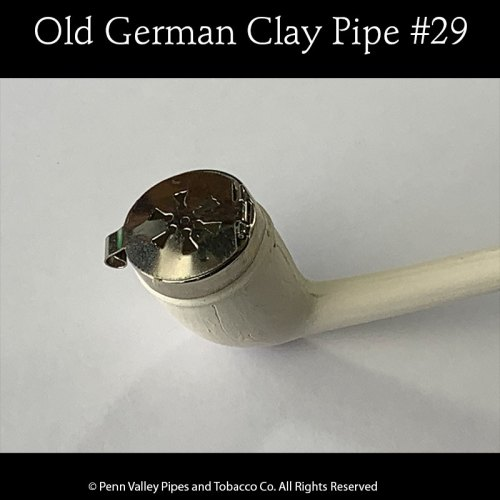 Old German #29 with wind cap at Pipeshoppe.com