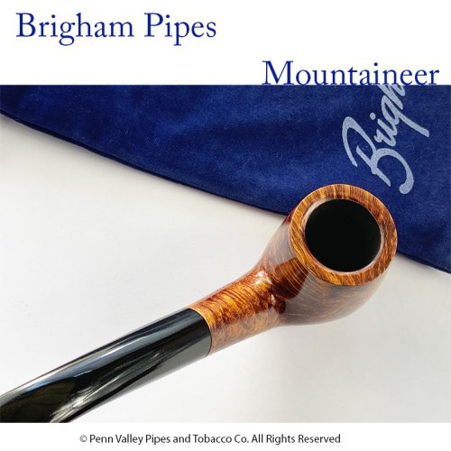 Brigham Pipes at Pipeshoppe.com - Mountaineer