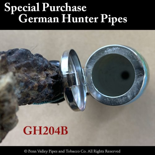 Antique German Hunter Pipes at Pipeshoppe.com