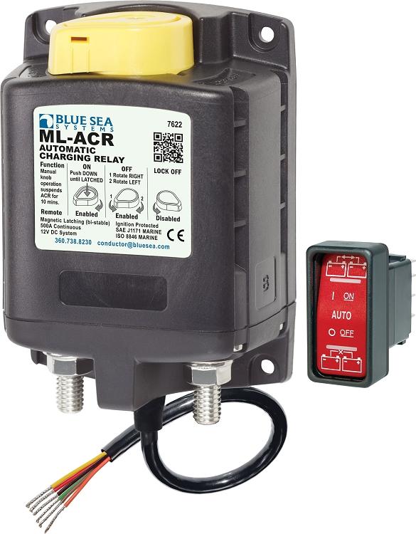 500 Amp Battery Solenoid