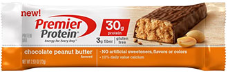 Image result for premier protein bars