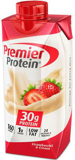 Premier Protein Premier Protein Strawberries Cream