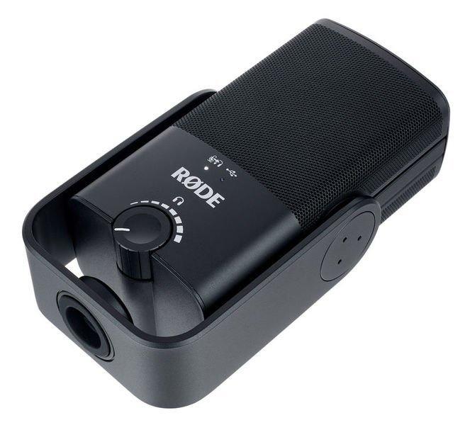 RODE NT-USB Mini Studio-Quality Microphone 錄音咪 - 京士影音數碼