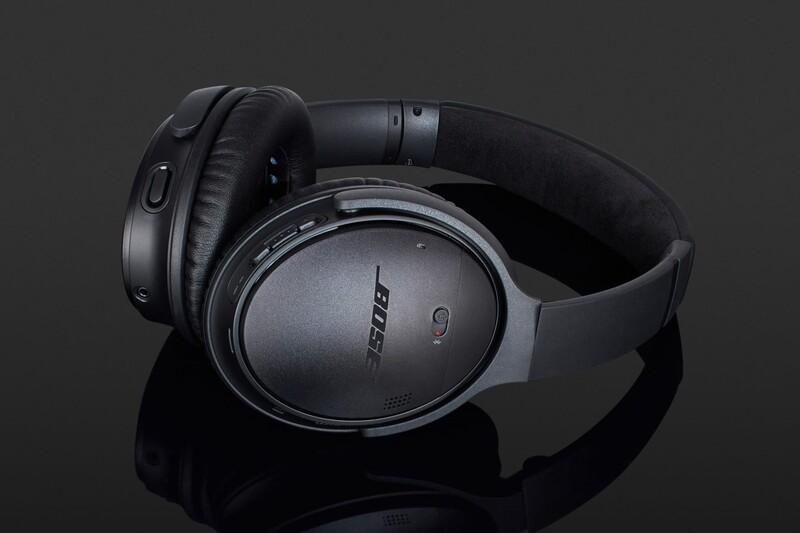 Bose QC35 QuietComfort 35 II Wireless Headphones - Black   eBay