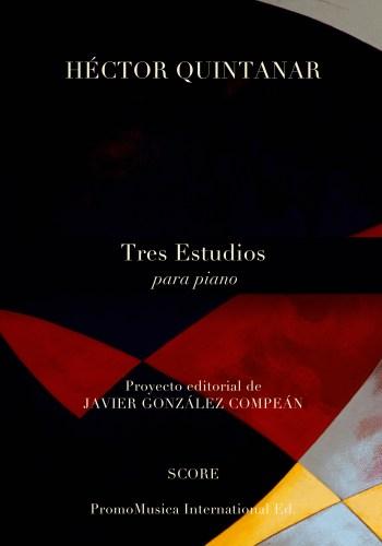 HQ_Tres Estudios para piano  Cover