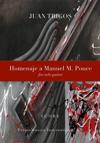 JT_Homenaje a Manuel M. Ponce (Score)