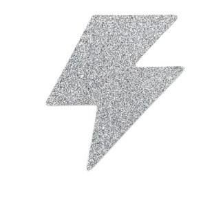brystsmykke flash