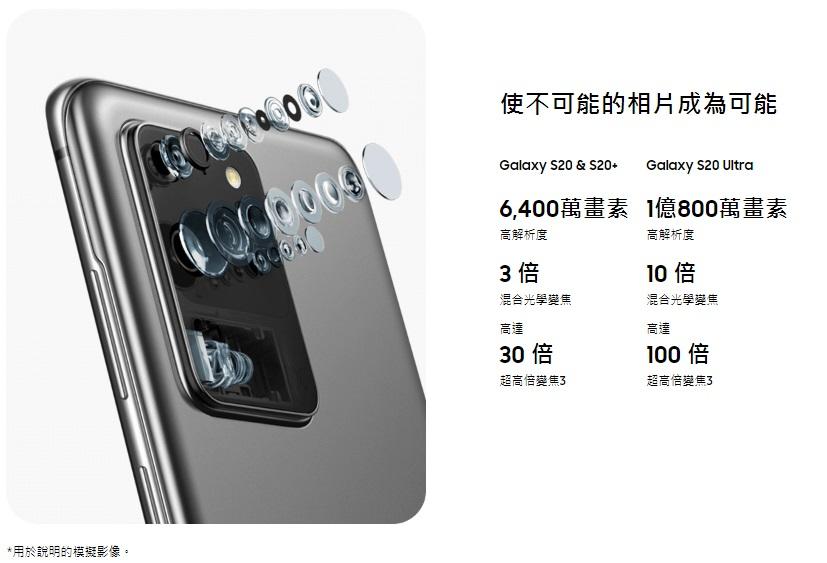 Samsung Galaxy S20+ 6.7吋 12G/128G 智慧型手機 國菲通訊   Yahoo奇摩拍賣