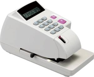 【促銷價】徠福 電子支票機 LC-800A 中文字體 / 臺 | 永昌文具用品有限公司 - Rakuten樂天市場