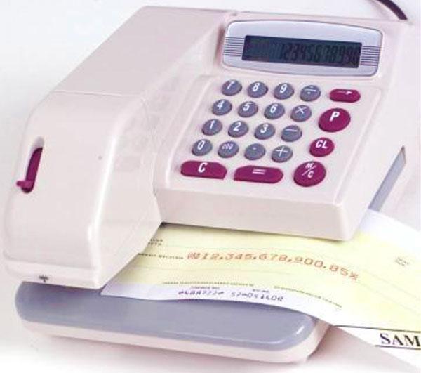 EURO 歐元 CW-10 微電腦 中文 / 數字 雙用型支票機 /臺 | 永昌文具用品有限公司 - Rakuten樂天市場