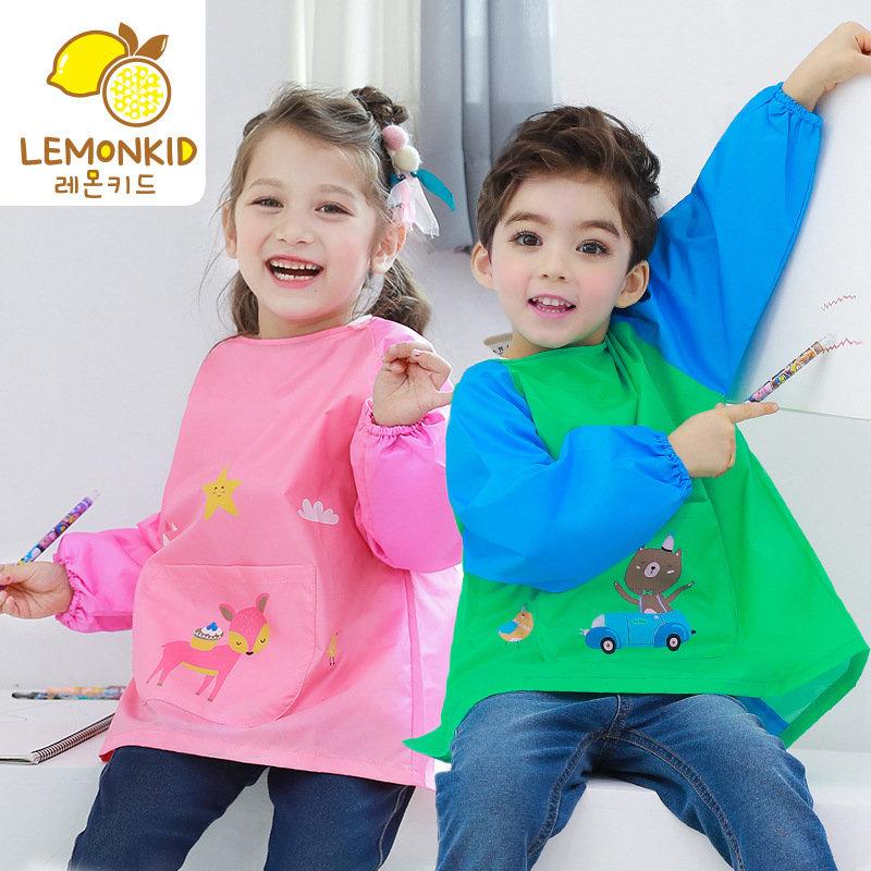 兒童畫畫衣   Lemonkid檸檬寶寶 - Rakuten樂天市場