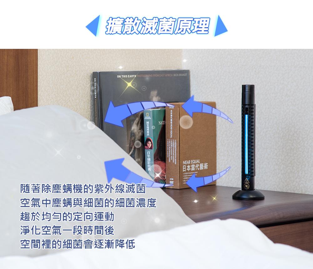 DigiMax Innovative Products DigiMax★DP-3K6大師級手持式滅菌除塵螨機