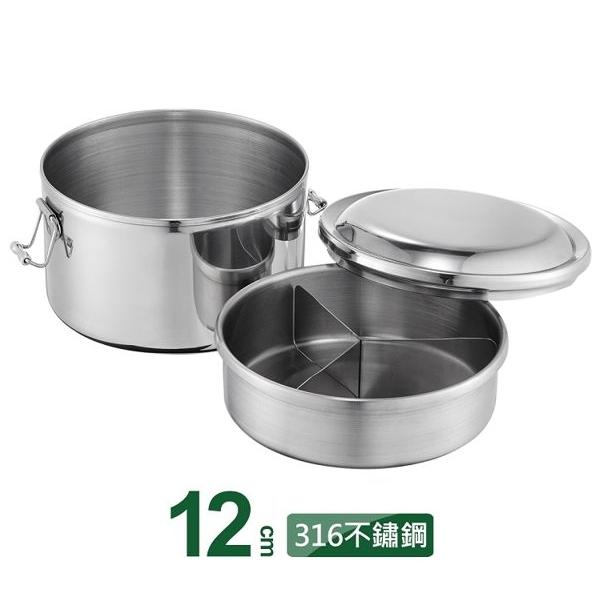【晨光】PERFECT 316不鏽鋼圓形便當盒(12cm)318699 | 晨光進口生活用品 - Rakuten樂天市場