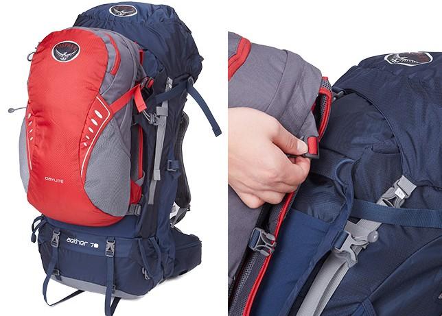 ├登山樂┤ 美國 Osprey DayLite 13攻頂後背包/子母包 7色可選#10000414~420 | 登山樂 - Rakuten樂天市場
