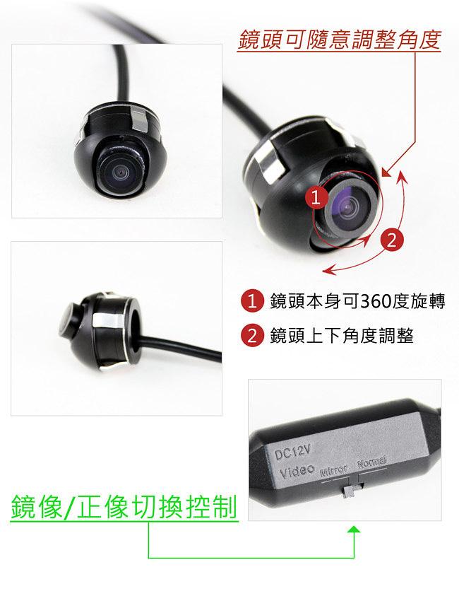 【禾笙科技】360度旋轉 嵌入式 CCD高清攝影鏡頭 / 行車記錄鏡頭 | 禾笙科技 - Rakuten樂天市場