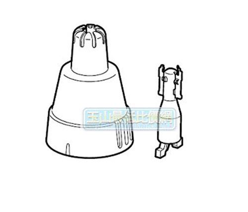 便宜好康大補帖 暢銷排行 [東京直購] Panasonic ER9972-K 鼻毛器 替換頭 ER-GN50、ER