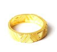 Prima Gold Japan: Mens pure gold ring gold pure gold K24YG