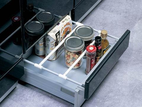 kitchen divider ideas a life2010 系统厨房抽屉分隔栏类型 2 套45 厘米 日本乐天市场