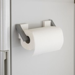 Kitchen Shelf Ideas Electrolux Appliances A Life2010 纸巾架磁铁厨房纸架和厨房用纸站 纸毛巾架 纸火把 磁铁 キッチンペーパーホルダー