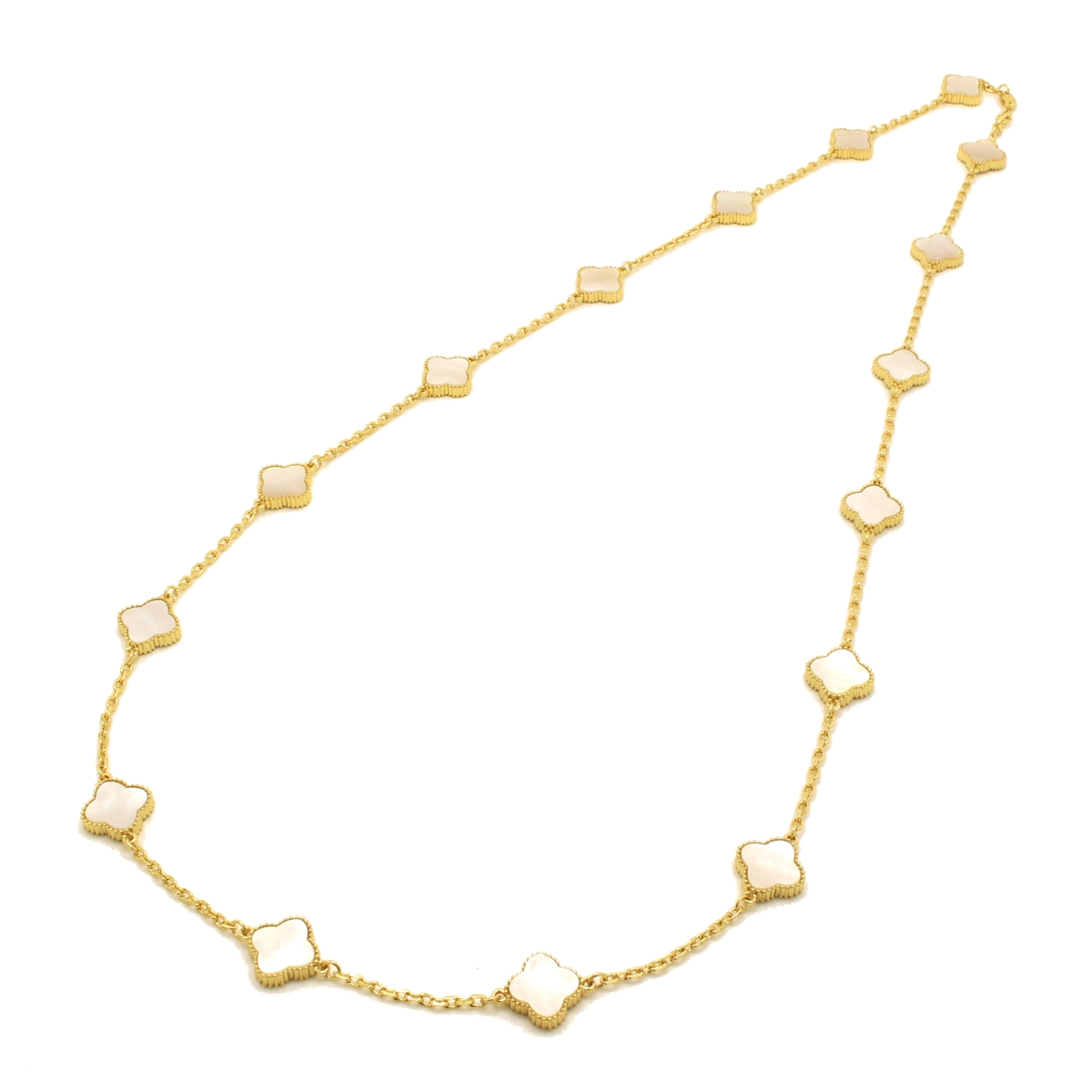 mil gold flower long