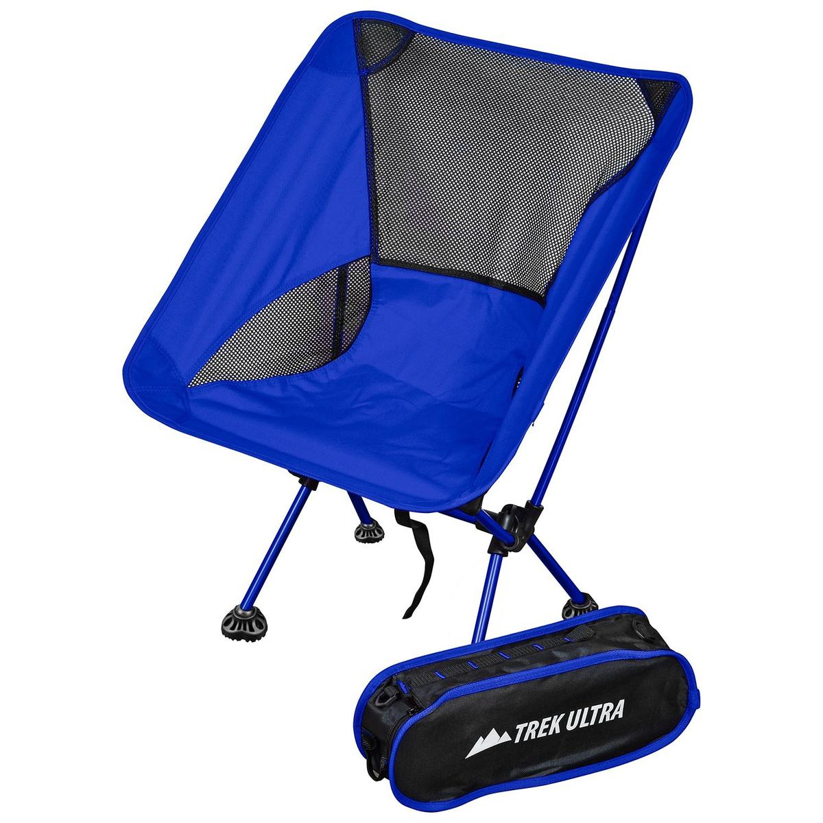 Royal Blue Chair Chair Royal Blue Chair Portable Camping Travel Outdoor Trekultra With The Folding Chair Carrying Around Bag