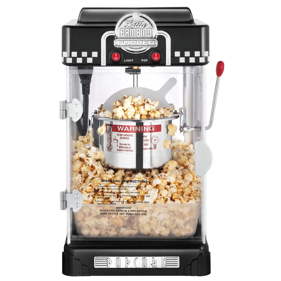 Alphaespace USA: guretonozampoppukommeka Great Northern Popcorn 6072 Little Bambino ...