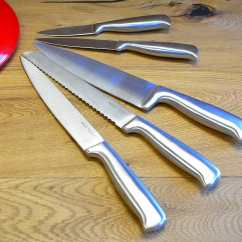 Red Kitchen Knife Set Remodeling Business Alphaespace 5 Piece Stainless Steel The Ex 2nd Edition By Raffaele Iannello