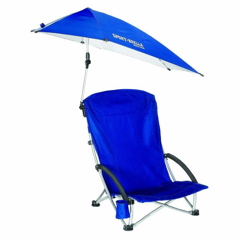 sport folding chairs cold steel chair tips alphaespace parasols with tan measures beach brella