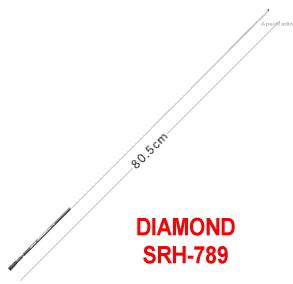 ApexRadio Inc: SRH789 handheld antenna first radio