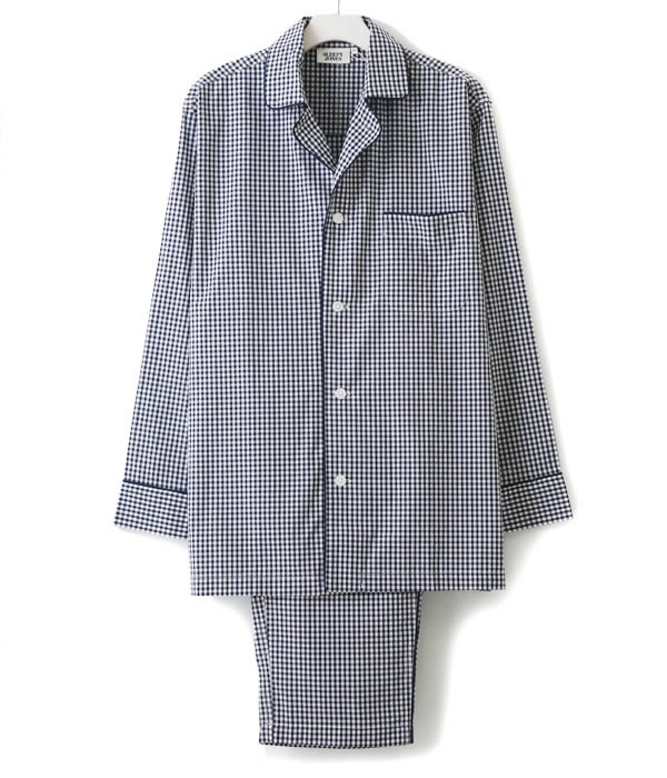 【楽天市場】SLEEPY JONES / スリーピージョーンズ : lowell pajama set (core)- small ging...