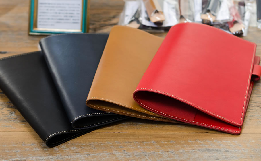 genuine leather b5 notebook