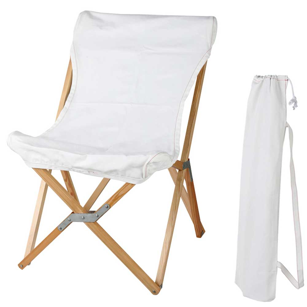 Folding Wood Beach Chair Dalton Wooden Beach Chair