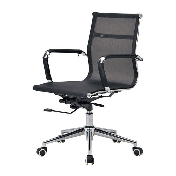 office chair castors stool red atom style desk learning with casters mesh paso concha living