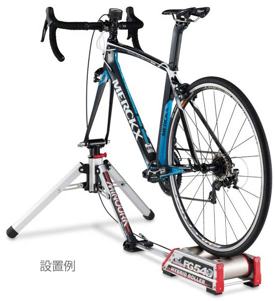 FLEET Bike and Triathlon: Minoura hybrid roller FG540