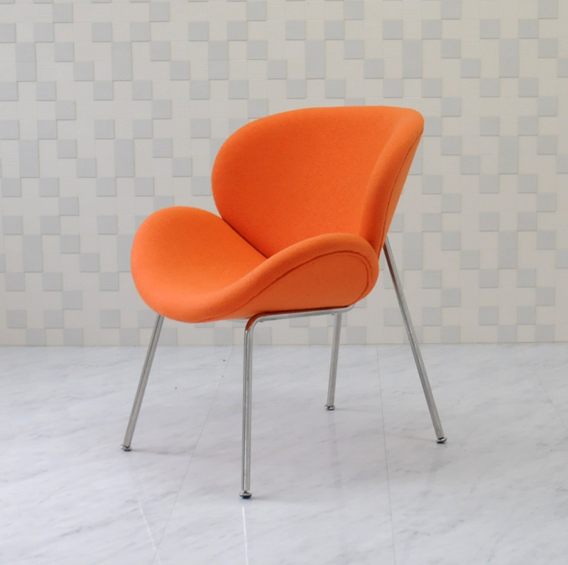 orange slice chair covers to buy ebay auc pleasure0905 and pierre poulin design color designer furniture alone for one seat sofa paulin outlet