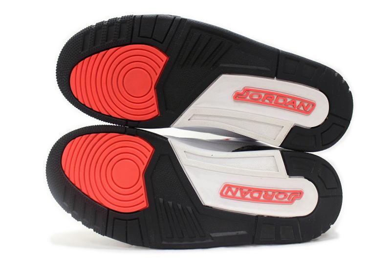 auc-soleaddict: 耐克空氣約旦 3 復古紅 136064 123 耐克空氣 Jordan 3 復古紅 23 | 日本樂天市場
