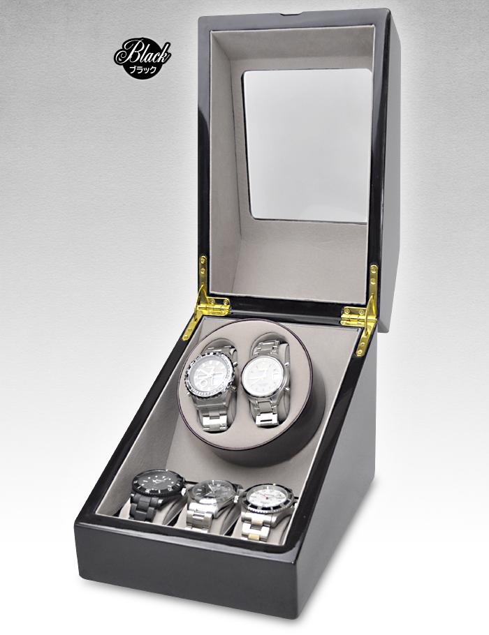 auc-tokutoku: 捲繞機, 繞線機, 手錶的豪華絡筒機萬寶至馬達, 手錶, 兩卷 + 存儲 3 這總計 5 書為木材和鋼琴 ...