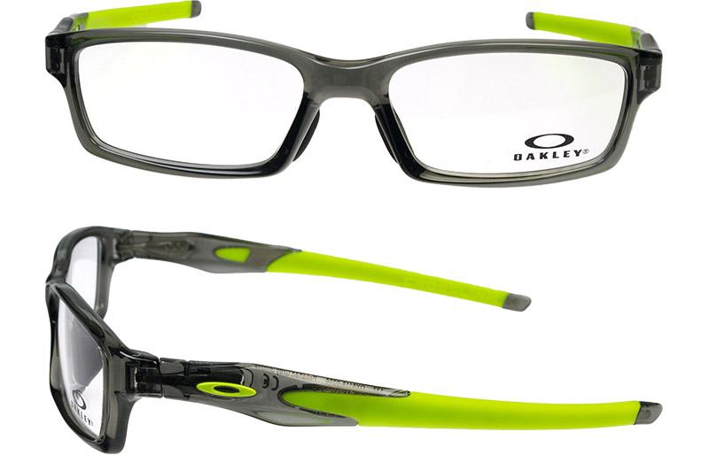 OBLIGE: 奧克利眼鏡OAKLEY CROSSLINK竹莢魚安合身日本合身ox8118-0256   日本樂天市場