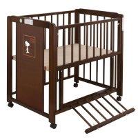 "babybed: Crib ""mini Snoopy eco  Brown  mini futon A with ..."