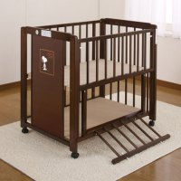 babybed: A set of mini crib bed + baby bed crib made in ...