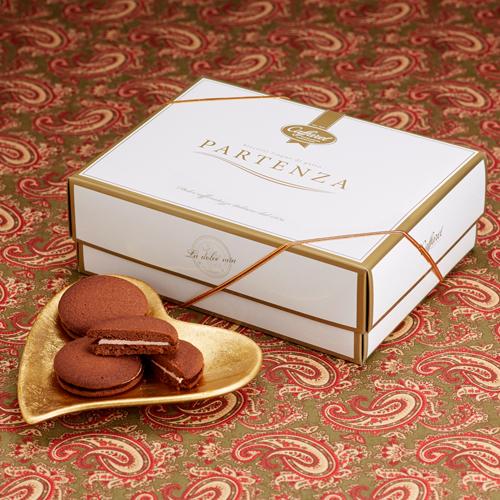 【楽天市場】【Caffarel カファレル】 パルテンツァ 16枚入り 焼き菓子 焼き菓子、クッキー...