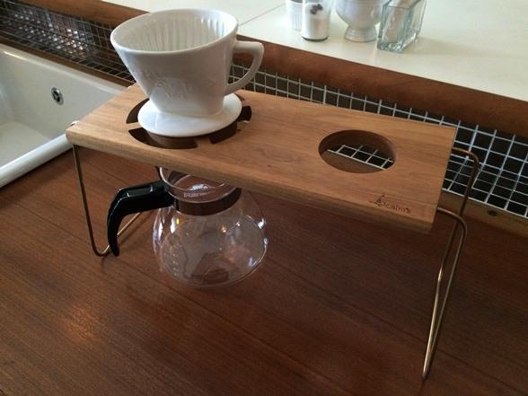 2 points coffee drip