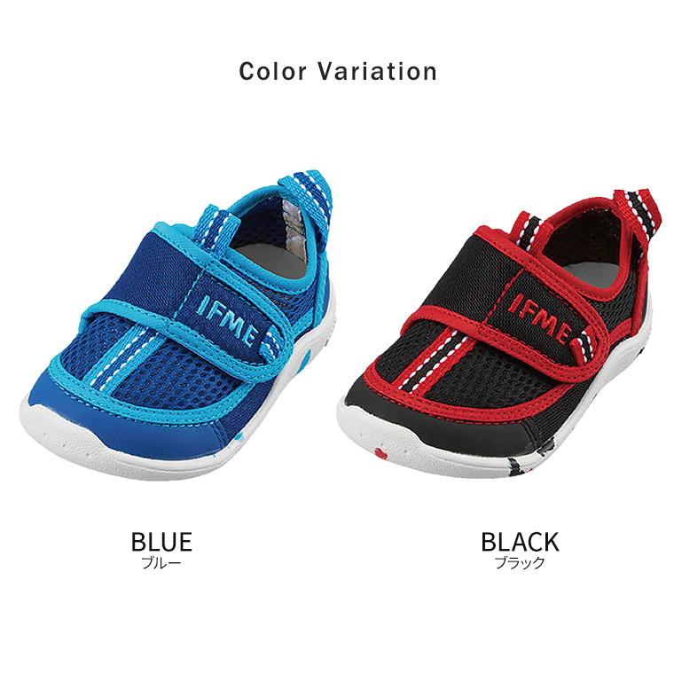 Celeble Rakuten: IFME小孩鞋輕量排水鞋底涼鞋運動鞋嬰兒小孩男人的孩子反射板極男孩運動鞋安全放心的水上遊戲 ...