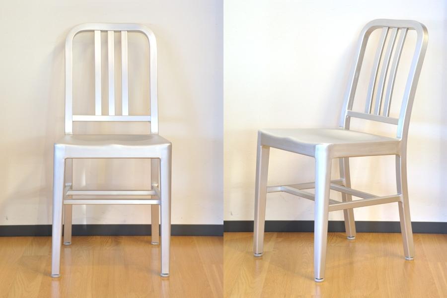chaoscollection Navy Chair aluminum NAVY CHAIR Chair