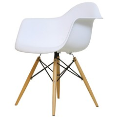 Eames Chair White Swing Orlando Chaoscollection Daw Pp アームシェルチェア Shell