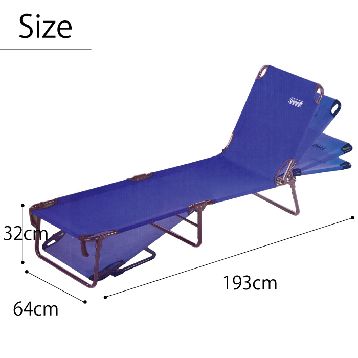 coleman folding chairs outdoor hammock chair cherrybell recliner converta cot recreational camping relax relaxing bonbon bed