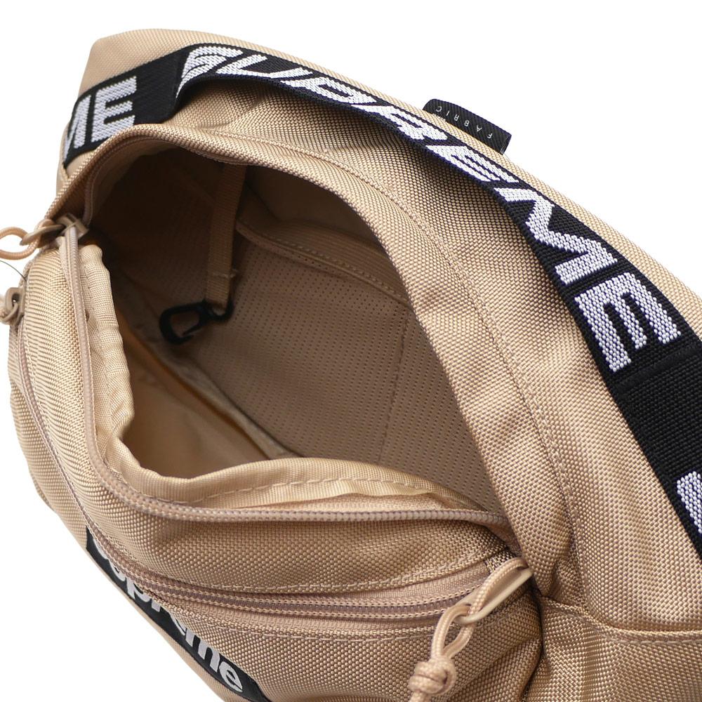 Cliff Edge: SUPREME(shupurimu)Waist Bag(腰包)TAN 289-000042-016+ | 日本樂天市場