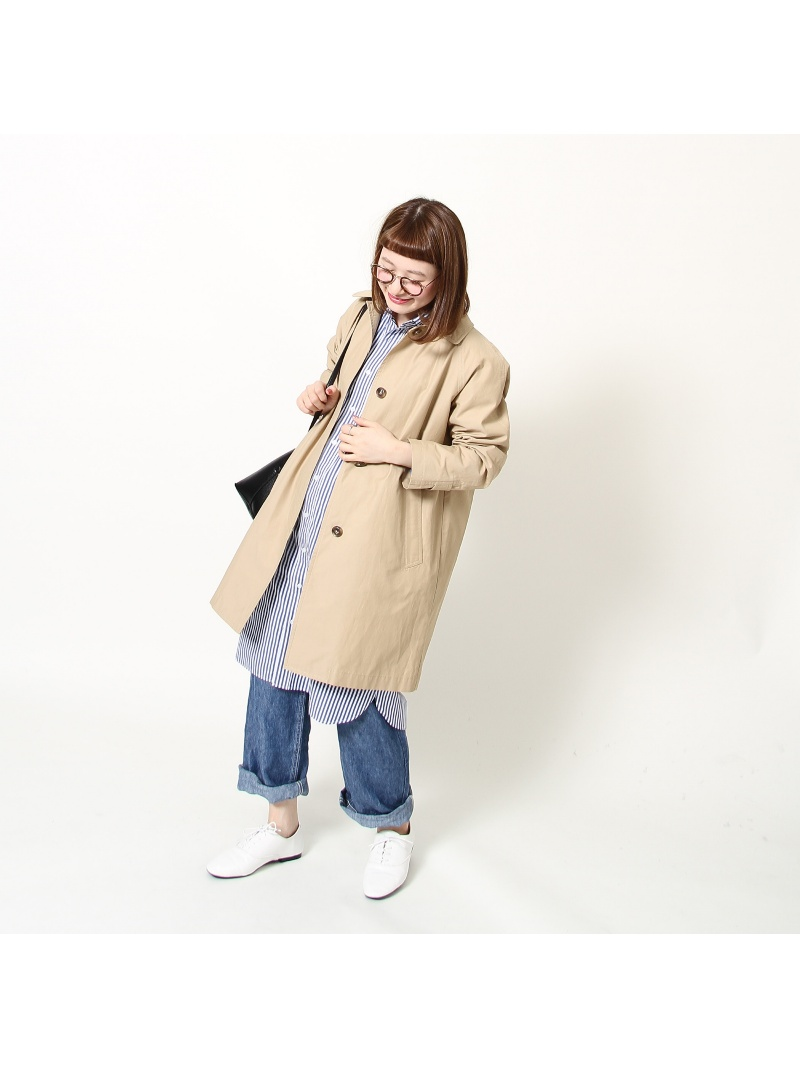 coen: [Rakuten BRAND AVENUE]十彩色大衣coen科恩大衣/茄克   日本樂天市場