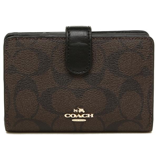 Brand Shop AXES: Coach wallet outlet COACH F23553 signature medium corner zip wallet folio wallet | Rakuten Global Market