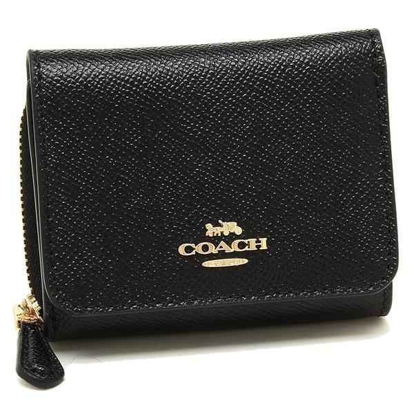 Brand Shop AXES: Coach fold wallet outlet Lady's COACH F37968 IMBLK black | Rakuten Global Market